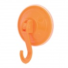 Suction Cup Hanging Hook for Kichen / Bathroom - Orange