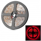 JRLED 24W 1000lm 635nm 300-SMD 3528 LED Red Light Strip w/ 3-Key Controller (12V / 5m)