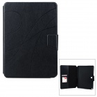Protective PU Flip-Open Case w/ Stand / Auto-Sleep for Samsung Galaxy Note 10.1 P600 / 2014 - Black