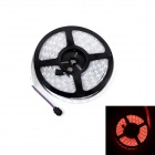 XCDD1 Waterproof 28.8W 7200lm 600 x SMD 5050 LED RGB Decoration Light Strip - White (12V / 5m)