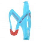 CoolChange 16007 Bike Plastic Water Bottle Holder - Blue + Red