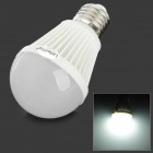 LetterFire E27 7W 300lm 30-SMD 2835 LED Cool White Light Bulb 85~265V