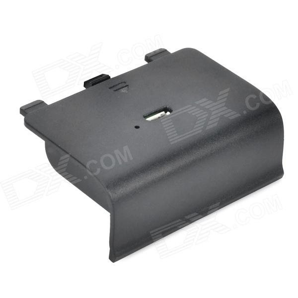 Rechargeable 650mAh Battery Pack for XBOX ONE Wireless Controller - Black (5V)
