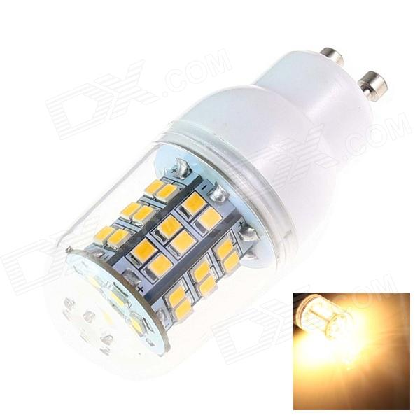 GCD M5 GU10 5W 220lm 2500K 46 x SMD 2835 LED Warm White Light Car Lamp - (AC 220~240V) xghf g9 2 5w 200lm 3000k 18 smd 2835 led warm white light lamp white ac 220 240v