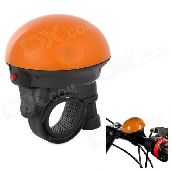 HH-08 UFO Shape Bicycle Electronic Horn Bell - Orange (2 x R1P)