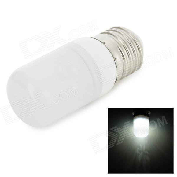 SENCART E27 0.8W 40lm 6000K 6-SMD 5730 LED White Light Bulb Lamp (220~240V)