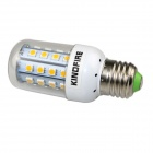 KindFire E27 3W 200lm 3500K 40-5050 SMD LED Warm White Light Corn Bulb - White (220~240V)