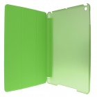 ENKAY ENK-3344 3-Fold PU Leather Case Stand w/ Auto Sleep Cover for Retina Ipad MINI - Grass Green
