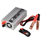 1000W Car DC 12V a AC 220V Power Inverter - Rojo + Plata + Negro