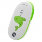 COBAN GPS302 GPS/GSM/GPRS Personal Baby Elder Tracker - Green + White
