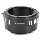 KECAY AI-NEX Ai to Sony NEX5 / NEX 6 / NEX 3 Adapter Ring - Black