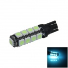 T10 / 194 / 657 / W5W 2W 180lm 17 x SMD 5050 LED Ice Blue Car Clearance lamp / Side Light - (12V)