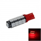 T10 / 194 / 2652 / W5W 2W 180lm 17 x SMD 5050 LED Red Car Clearance lamp / Side Light - (12V)