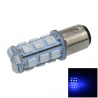 1157 / BAY15D 3W 280lm 18 x SMD 1210 LED Blue Car Backup Light / Brake Lamp / Signal light - (12V)