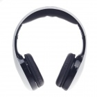 Raoopt RP-1818 Multifunctional Stereo Headphones w/ Microphone for Iphone / Computer - Black + White