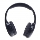 Raoopt RP-1818 Multifunctional Stereo Headphones w/ Microphone for Iphone / Computer - Black