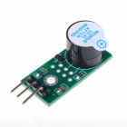 Updated Version Active Buzzer Driver Module Alarm Device w/ Arduino Official Boards for Smart Car