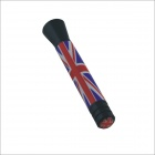 Creative Car AM / FM Radio Antenna with Spring - Black + Red + Blue
