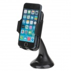 5120 Car Universal Holder Bracket for Iphone 4S / Iphone 5 / Samsung Galaxy S4 - Black