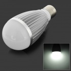 FG45 E27 7W 350lm 6000K 7-LED White Light Bulb Lamp (AC 85~265V)