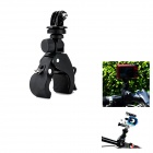 Quick Installation Bicycle Tripod Mount for GoPro Hero 3+ / Hero 2 / Hero 3 / SJ4000 - Black