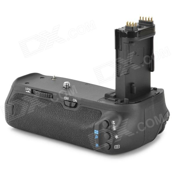 Commlite E14 Battery Grip Holder for Canon 70D - Black