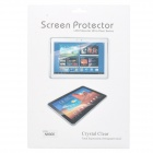 PET Screen Protector for Samsung Galaxy Note 10.1'' N8000 - Transparent (3PCS)