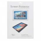 PET Protective Matte Screen Protector for Sony Xperia Tablet Z - Transparent (3PCS)