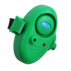 Electronic Cushion Fishing Fish-biting Alarm Device - Green (3 x LR44)