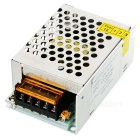 YD S-05-25 25W 5V 5A LED Switching Power Supply Adapter - Silver (100~240V)