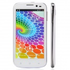 "B94M Quad Core Android 4.2.1 WCDMA Bar Phone w/ 4.5"", Wi-Fi, Camera - White + Silver"