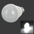 LetterFire G-009 E27 9W 400lm 40-SMD 2835 LED White Light Bulb Lamp (AC 85~265V)