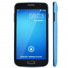 "JELLY BEAN SK2 Dual Core Android 4.2.2 WCDMA Bar Phone w/ 5.5"", Wi-Fi, Camera - Sky Blue + Black"