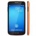 "JELLY BEAN SK2 Dual Core Android 4.2.2 WCDMA Bar Phone w/ 5.5"", Wi-Fi, Camera - Orange + Black"
