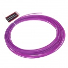 YAYA CG07JN-002 3D Printer 1.75mm Purple ABS Filament (50g)