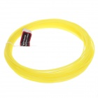 YAYA CG07JN-002 3D Printer 1.75mm Yellow ABS Filament (50g)