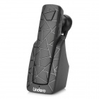 Lindero V1 Stylish Bluetooth V3.0 Stereo Headset w/ Charging Station - Black