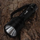SingFire SF-C8 LED 450lm 5-Mode Warm White Memory Flashlight - Black (1 x 18650)