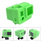 Fat Cat C-CS4+ High Quality Silicone Protective Case for Gopro Hero3+ / Hero3 Plus - Green