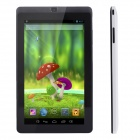 "PORTWORLD K7 7"" Dual Core Android 4.2 Tablet PC w/ 512MB RAM, 4GB ROM, Wi-Fi, G-Sensor, 3D Game"