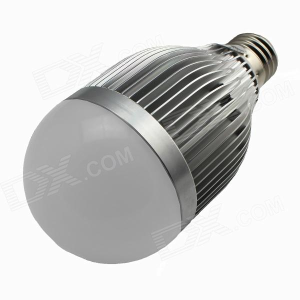 Zweihnder E27 9W 630lm 3000K 9 x 1W SMD LED Hot White Ampoule - (85 ~ 265V)
