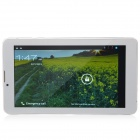 "MD706 7.0"" Android 4.1 Dual Core Tablet PC w/ 512MB RAM, 4GB ROM, Wi-Fi, Camera, GPS - White + Blue"
