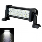 LML-B236 12 Degree Spot Beam 36W 2520lm 6000K 12-LED White Light Car Roof Light - Black (DC 10~30V)