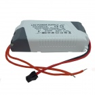 TL6D9X3W 27W LED Driver - White + Deep Grey (85~265V)