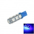 T10 / 194 / W5W 2.5W 250lm 13 x SMD 5050 LED Blue Car Side Light / Clearance / Reading lamp - (12V)
