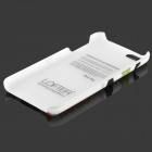 LOFTER Taj Mahal Style Protective ABS Back Case for Ipod Touch 5 - White + Black