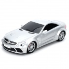 AK AK56023 Mercedes-Benz SL65 1:18 R/C Car Toy - Silver