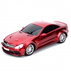 AK AK56023 Mercedes-Benz SL65 1:18 R/C Car Toy - Red