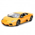 AK AK56069 Lamborghini Reventon Roadster 1:14 R/C Car Toy - Yellow