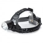 UltraFire 068 3 Mode 450lm Cool White LED Head Lamp - Black